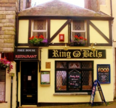 Ring of Bells - St Columb Major. A very old English pub with fantastic food. (Credit Cornish Holiday)